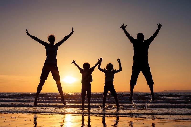 Wir bieten sozialpädagogische Hilfen für die gesamte Familie.